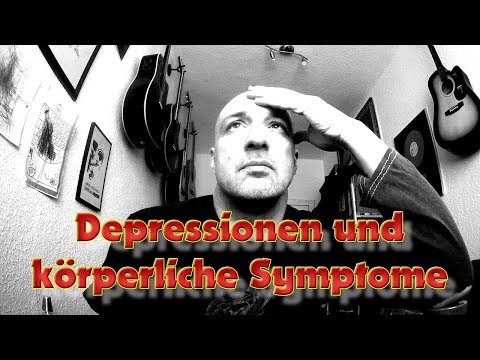 körperliche symptome depression angststörung