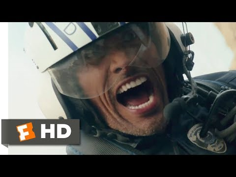 San Andreas (2015) - Helicopter Rescue Scene (1/10) | Movieclips