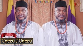 Ugezu J Ugezu Biography and Net Worth