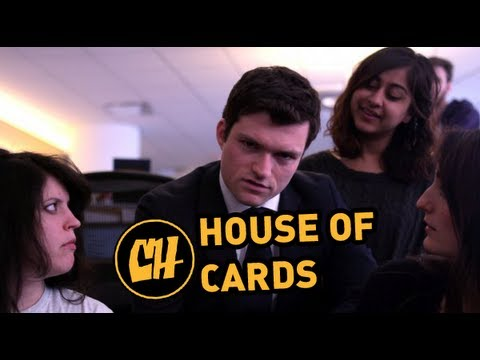 Hardly Working: House Of Cards