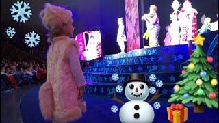 Главный секрет Деда Мороза в Крокус сити - Новогодняя Елка для детей 2019! детское шоу на новый год