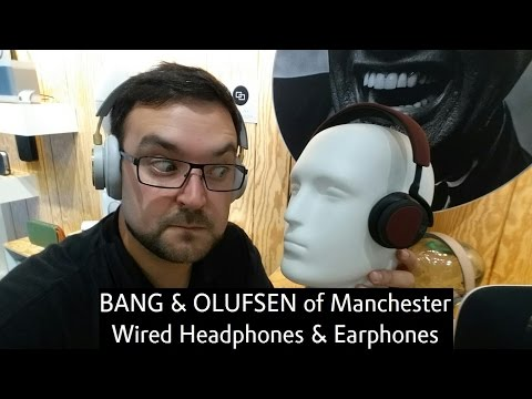 B&O PLAY Wired Headphones (A8, Form 2i, H3, H3 ANC, H6) Review and Features