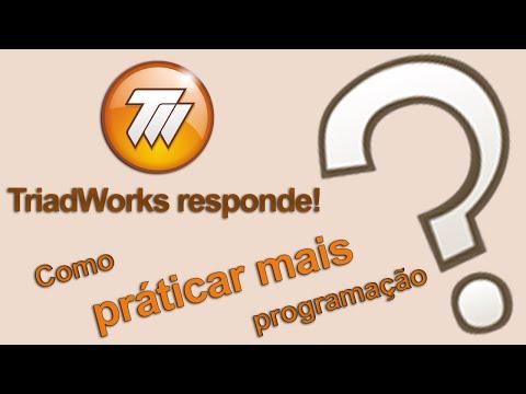Como Praticar Mais Programação? TriadWorks Responde