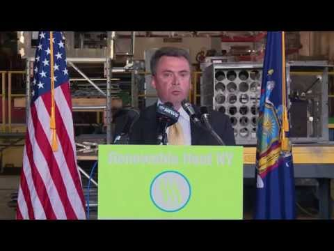 Renewable Heat NY Initiative Launch