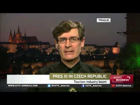 Professor Jeremy Garlick on China–Czech economic ties