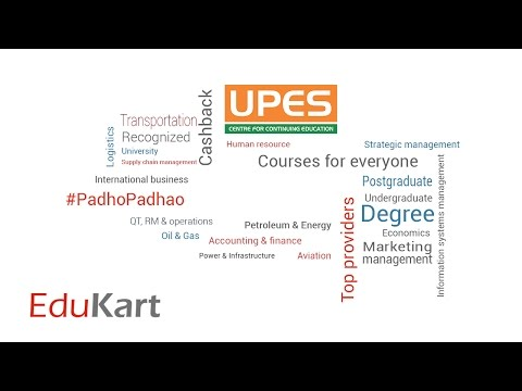 University of Petroleum and Energy Studies | UPES | EduKart