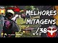 MELHORES MITAGENS [HIGHLIGHT] #38 - FREE FIRE 2019 (GARU FREEFIRE) - BEST SMG's MP40 M79 HS AND RUSH