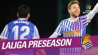 LaLiga Preseason 2018/2019: Real Sociedad