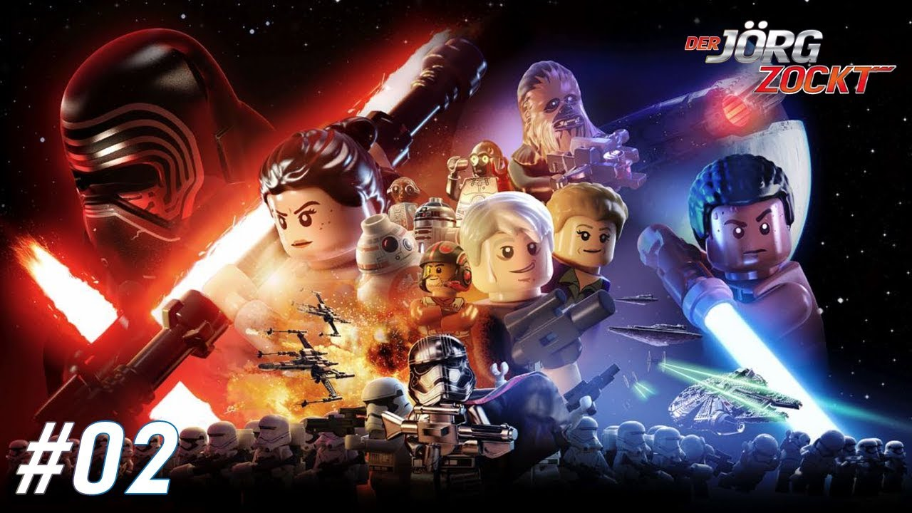 Lego Star Wars Stream