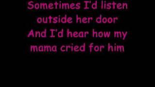 Joe Mcelderry Dance With My Father Again Lyrics