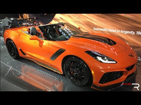2019 Chevrolet Corvette Zr1 Redline First Look 2017 Laas