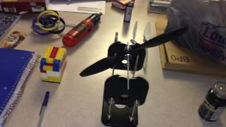 Propeller Hub Balanced (finally)