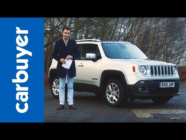 Jeep Renegade Suv 2016 2019 Review Carbuyer Youtube