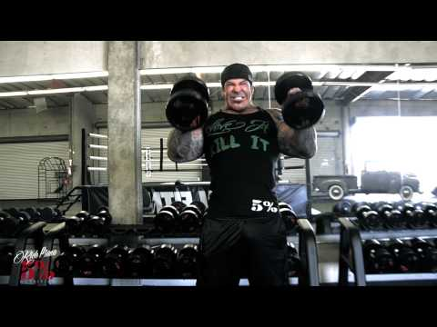 HAMMER CURLS5 DIFFERENT TYPESRich Piana