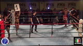 Ruben Sciortino vs Endy Bonat , 3x3 muay thai full rules kg. 67,00