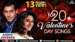 Top 20 Valentine's Day Songs 2018 | Hindi Love Songs | JUKEBOX | Evergreen Bollywood Romantic S