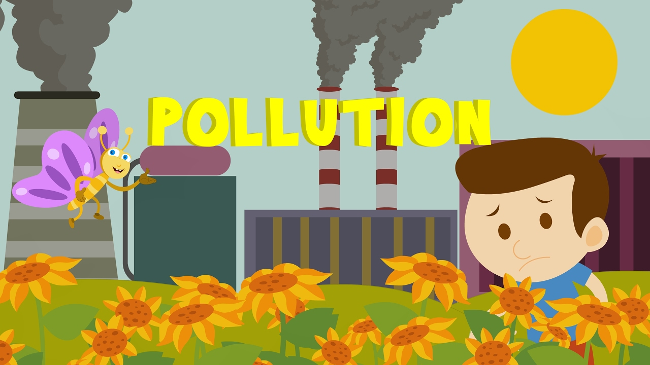 Air Pollution for Kids | #aumsum - YouTube