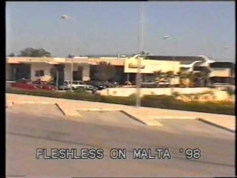 Fleshless on Malta Tour 1998