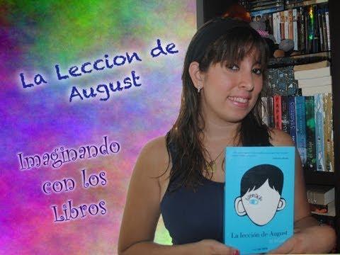 Club De Lectura: La Lección De August