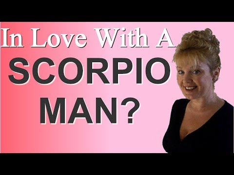 What makes scorpio man fall in love, older woman younger man