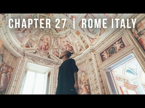 WE GOT KICKED OUT OF THE SISTINE CHAPEL!
