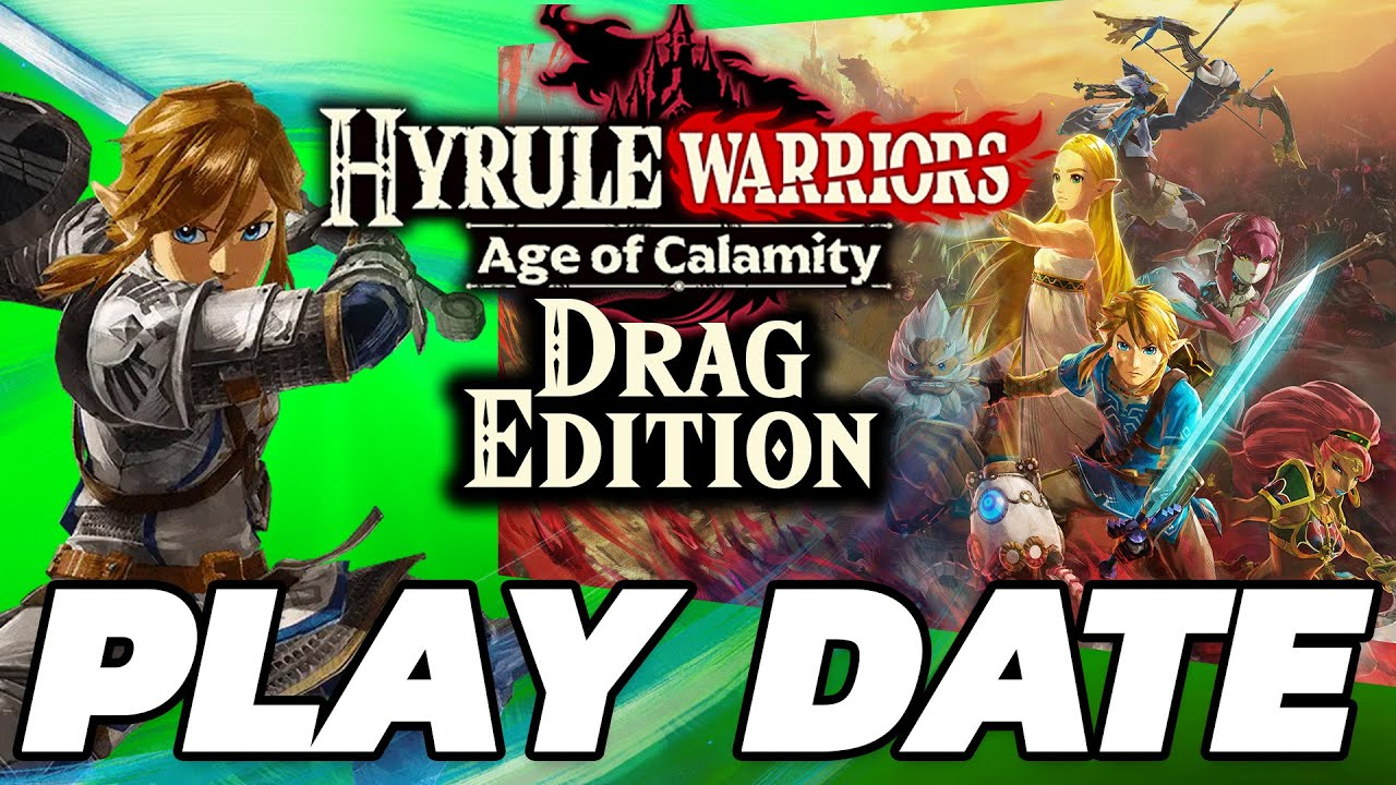 I Assigned Drag Numbers To The Champions Of Hyrule Warriors Age Of Calamity Slog The Stranger