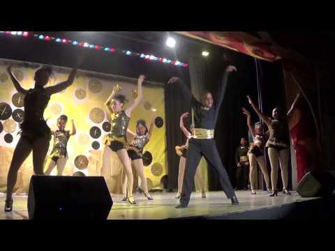 Nasir Dance Recital:  Latin Partnering