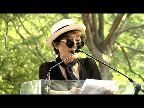 Yoko Ono to receive songwriting credits for John Lennon