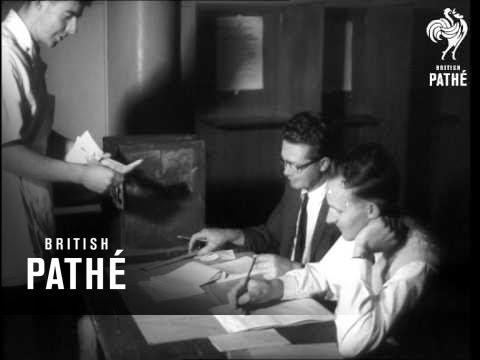 Harold Holt Wins Australian Elections (1966)