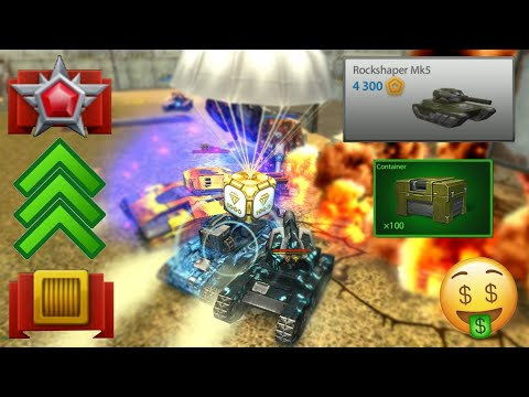 Tanki Online Mega Pro Buyer Road To Legend #2