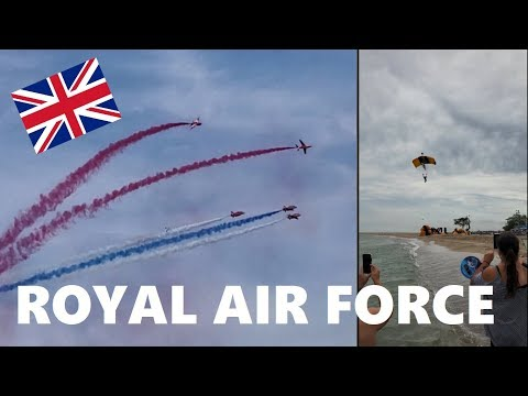 2019 Chicago Air & Water Show   UK Red Arrows?!