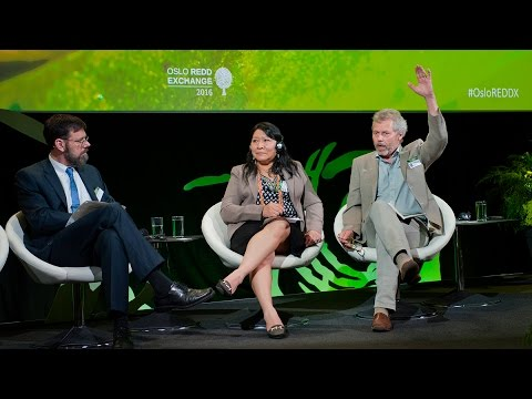 Oslo REDD Exchange 2016: Plenary 3 – The way forward
