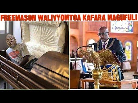 Download FREEMASON WALIVYOMTOA KAFARA RAIS MAGUFULI/KIFO CHA RAIS MAGUFULI FREEMASON WALIVYOHUSIKA KUMMALIZA