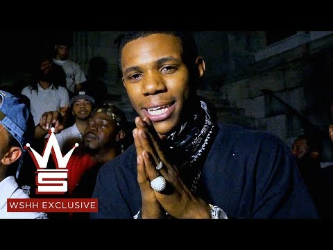 "Thumbnail: Nun Feat. A Boogie Wit Da Hoodie ""Save Me"" (Meek Mill Remix) (WSHH Exclusive - Official Music Video)"