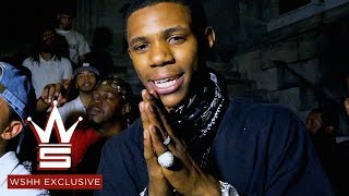 "Nun Feat. A Boogie Wit Da Hoodie ""Save Me"" (Meek Mill Remix) (WSHH Exclusive -)"