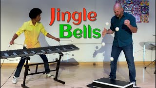 "Incredible Juggling while Beatboxing to ""Jingle Bells"" (featuring Bronkar)"