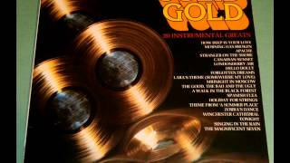 Stranger On The Shore - from Solid Gold: 20 Instrumental Greats vinyl LP