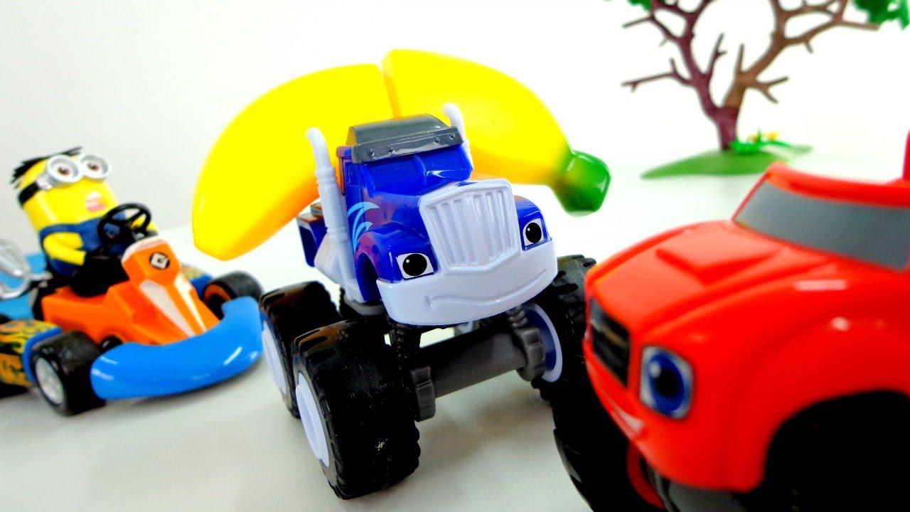 Вспыш и чудо машинки новые серии Супер гонки машинок Развивающие .