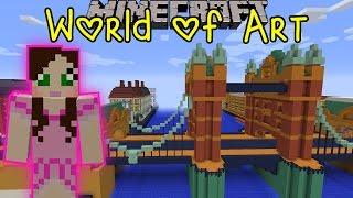 Minecraft: World Of Art (Custom Map) Part 3