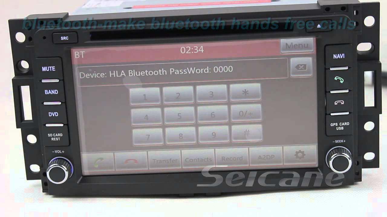 2014 New Ui Car Radio Dvd Player Gps Navigation For
