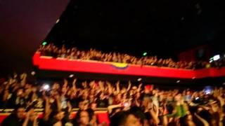 Nightwish (live) Weak Fantasy @Bogotá 10 Octubre 2015