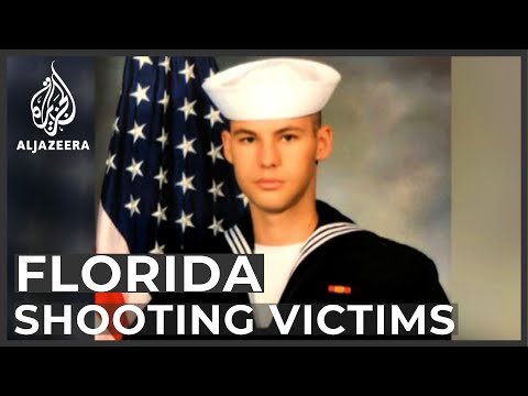 Saudi attacker 'acted alone' in Florida naval base rampage