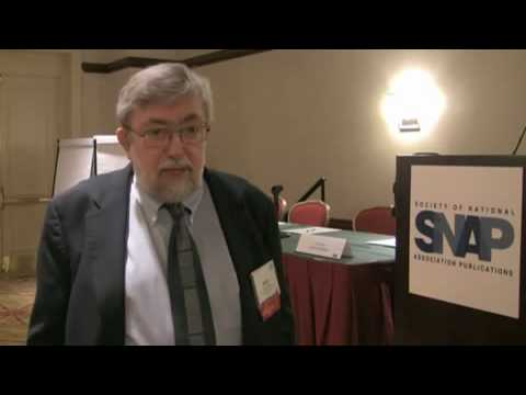 Bob Kelly, director, Journal Information Systems, American Physical Society