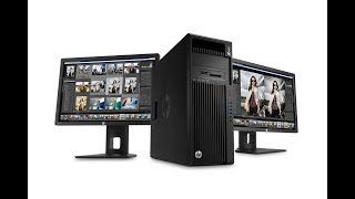 HP WORK STATION HP Z440 Intel Xeon E5 1620v3 16GB 1TB