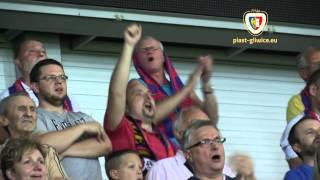 Bez komentarza: radość kibiców po zwycięskim meczu Piast - Legia 2-1 (1-1) 15-08-2015