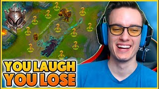*YOU LAUGH YOU LOSE* MY HARDEST CHALLENGE FOR YOU - BunnyFuFuu | League of Legends