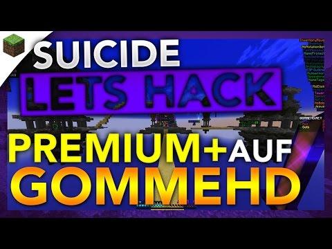 PREMIUM+ auf Gomme|Themen c: - Minecraft Lets Hack: SurvivalGames und Bedwars