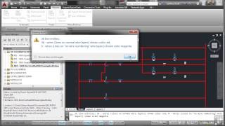 Autodesk Autocad Electrical 2014 Tutorial | Electrical Audit And Drawing Audit