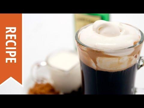 HVORDAN LAGE IRISH COFFEE