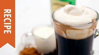 Ultimate Irish Coffee Recipe
